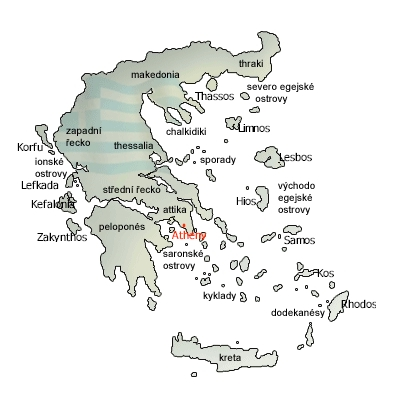 Ostrov Kos Maly Recky Ostrov V Egejskem Mori